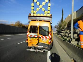 Sécurité des agents routiers