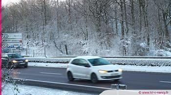 Viabilité hivernale : utilisation de cartes dynamiques